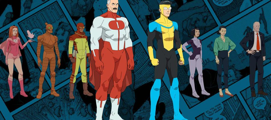 Invincible 2021 Animated Series Review - Poetic Dustbin