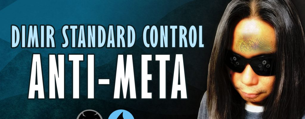 MTG Arena – Standard Dimir Control Deck with Professor Onyx, Ashiok, Ugin and Tibalt Cosmic Impostor