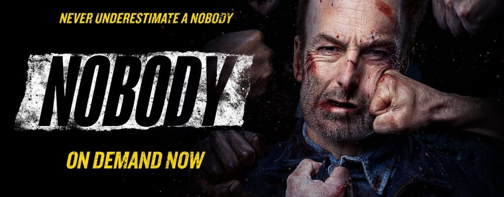 Nobody 2021 Movie Review with Bob Odenkirk